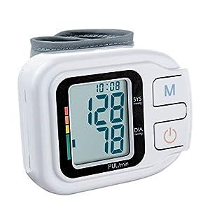 ObboMed MM-4XXX Digitales Blutdruckmessgerät für Handgelenk & Oberam