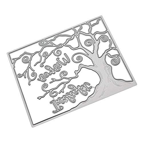 Metallstanzformen zum Basteln von Karten, Prägeschablone für Scrapbooking, DIY Album, Papier, Karten, Kunst, Dekoration von fiosoji -