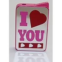 Herzteelichthalter Mit Teelicht Im Geschenkset I Love You