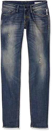 Meltin'Pot Maner, Jeans Slim Uomo, Blu, W29/L34 (Taglia Produttore:29)