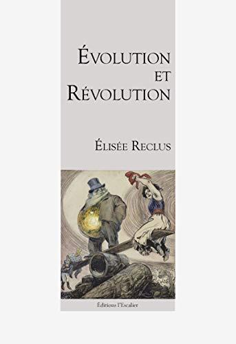 Couverture du livre Évolution et révolution