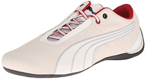 Puma Männer 14 Schuhe (Puma Futurecats 1nightcat Fahr Schuh, Vaporous Gray/Vaporous Gray/Puma Silver, 14 D(M) US)