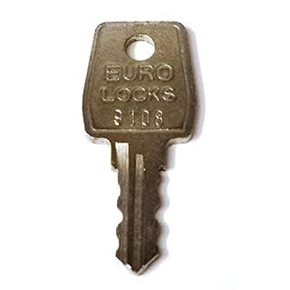 Ersatzschlüssel für Renz Briefkastenschlösser Serie EL 1-500