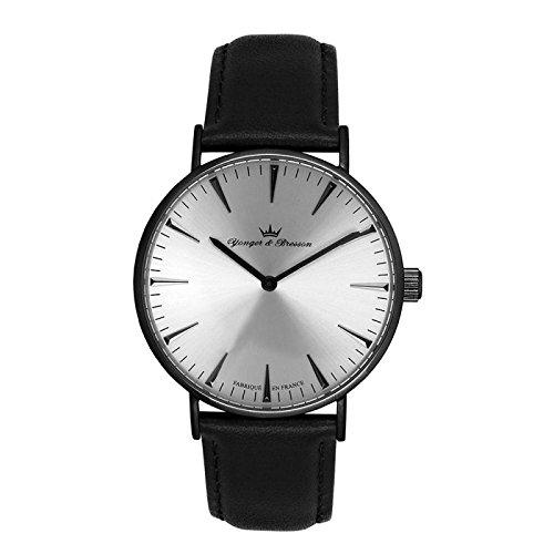 Reloj Yonger & Bresson hombre Silver–HCN 075/Fa