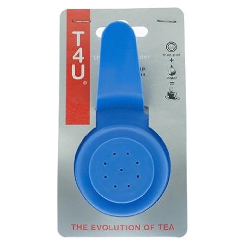 T4U Teepadhalter, Padhalter für Teepads, geeignet für Senseo, Kunststoff