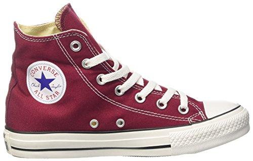 Converse All Star Hi, Baskets Mixte Adulte Rouge (Vinaccia)