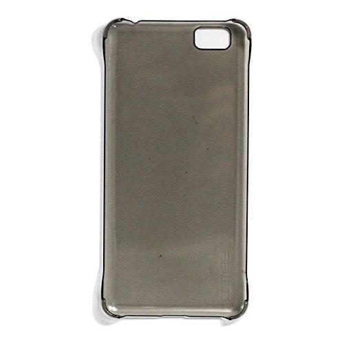 Guran® Hart Plastik Schutzhülle Case Cover für Ulefone Future Smartphone Hülle Handytasche Etui-grau