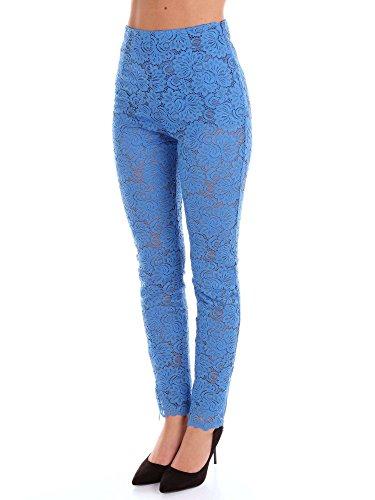 PINKO 1W10ZG5684 Pantalone Donna Bluette