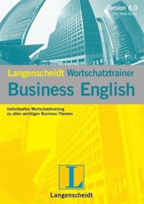 Langenscheidt Wortschatztrainer Business English 5.0: Individuelles Wortschatztraining zu allen wichtigen Business-Themen