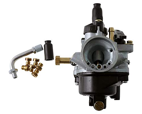 Vergaser 2EXTREME 17,5mm SPORT manueller CHOKE Peugeot Jetforce 50 C-Tech