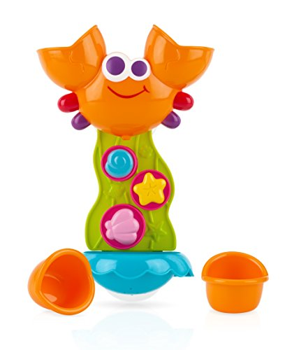 BabyCentre Nuby Water Wheel Bath Time Toy