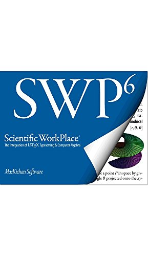 MacKichan Software: Scientific WorkPlace v6.0 (Commercial/Academic)
