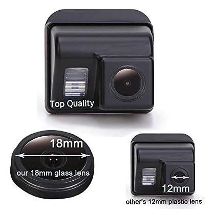 HD-CCD-Rckfahrkamera-Farbkamera-Einparkkamera-Nachtsicht-und-Rckfahrsystem-Einparkhilfe-Wasserdicht-Stofest-IP68-fr-Mazda-36CX-5CX-7CX-9-2008-2011