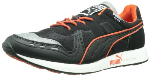Puma , Baskets mode pour homme Black/Cherry Tomato