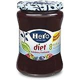 Hero Diet Confitura de Arándanos y Frambuesas - 280 g