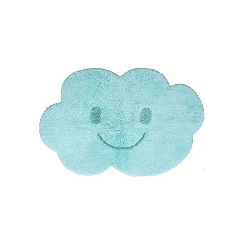 Nattiot Nattiot Alfombra bebé Nimbus azul
