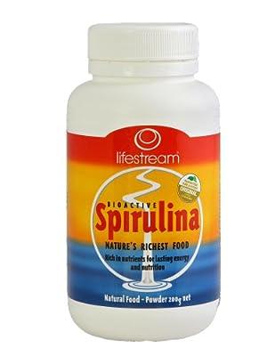 Lifestream Spirulina Powder 200g from Lifestream