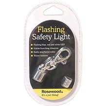 Rosewood Flashing Safety Light Lumière de Sécurité pour les Chouchoux