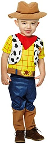Amscan DCWOS06 Costume, 6-12 Months