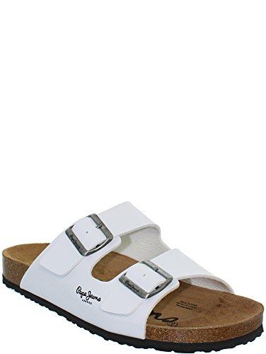 Pepe Jeans - Sandales Pepe Jeans ref_pep36933-blanc