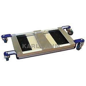 Rodillera Roller Incluye Marco de Aluminio Karl dahm 11186Protección de la rodilla
