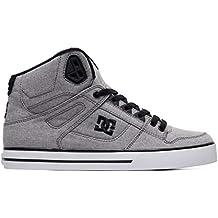 641c09448d6 DC Shoes Pure High Top WC TX Se Baskets Hautes Gris