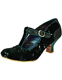 Irregular Choice – Approfondie ponts – Noir