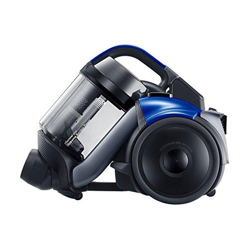Samsung SC07F50HR Aspirador SIN Bolsa VC07F50HNRB/EC 700W.CLA.A, 2 litros, 77 Decibelios, Azul
