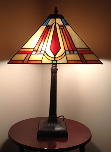 Valentine Tiffany Table Lamp
