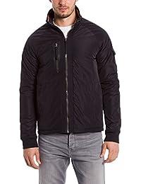 Bench Men's Hybrid Harrington Jacket