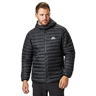 Mountain Equipment Arete Hooded Jacket, L, Black