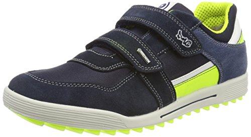 Primigi Jungen Pbvgt 13879 Hohe Sneaker, Blau (Navy-Jeans/Blu 22), 36 EU