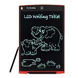 Tavoletta Grafica LCD 12 Pollici HUIXIANG Digitale Scrittura Tavola da Disegno eWriter Lavagna Eelettronica LCD Writing Tablet Drawing Pad Regalo per bambini, Insegnante, Studenti, Progettista, Rosso