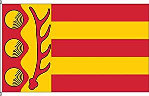 Hissflagge Herzlake - 120 x 200cm - Flagge und Fahne