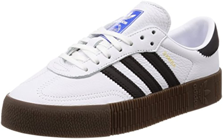 Adidas Sambarose W White Black Gum 40