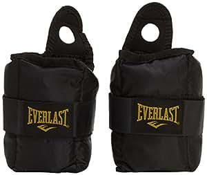 Everlast Paire de poids pour les chevilles homme Noir 0, 227 g