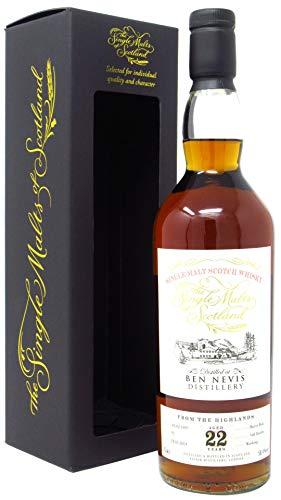 Ben Nevis - Single Malts of Scotland Single Cask #91-1997 22 year old Whisky
