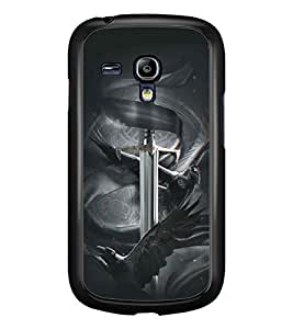 PRINTSWAG SWORD Designer Back Cover Case for SAMSUNG GALAXY S3 MINI
