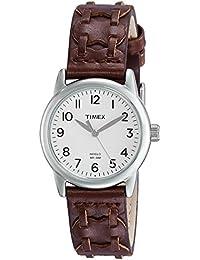 Timex Analog White Dial Women's Watch - T2N902