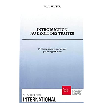 Introduction au droit des traités (International)