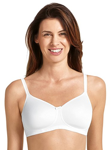 Anita Care 5706X-047 Women's Tonya Champagne Cream Padded Non-Wired Support Coverage Mastectomy Full Cup Bra 80AA (Prothesen-bh Anita Care)