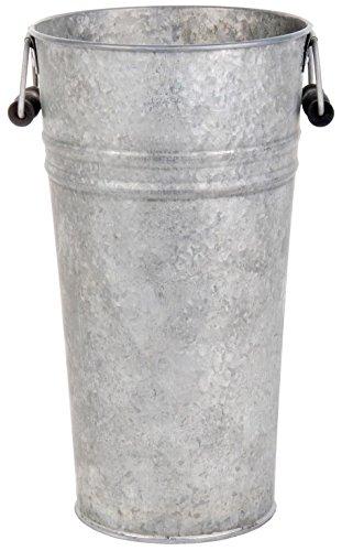 Esschert Design Blumentopf, Übertopf Vase in grau aus gebraucht kaufen  Wird an jeden Ort in Deutschland