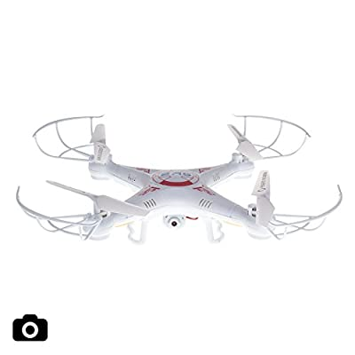 Dam X5C-1 Drone 2Mp Hd Camera 2.4G 4Ch 6-Axis Gyro Rc Quadcopter Helicopter Ufo