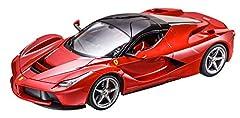 Idea Regalo - Mondo- LaFerrari Macchina Radiocomandata, Colore Rosso, 8001011632633