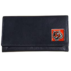 NFL Cincinnati Bengals Women's Leather Wallet