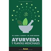 SPA-AYURVEDA Y PLANTAS MEDICIN