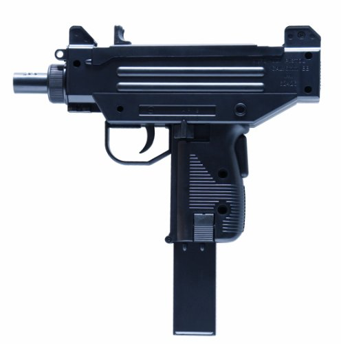 GSG Softair Pistole Micro UZI Kaliber 6 mm Federdruck < 0.5 Joule, 200134 -