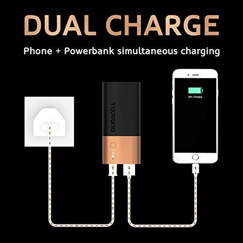 Duracell PB6700 5003094 6700mAH Lithium Ion Powerbank Image 5