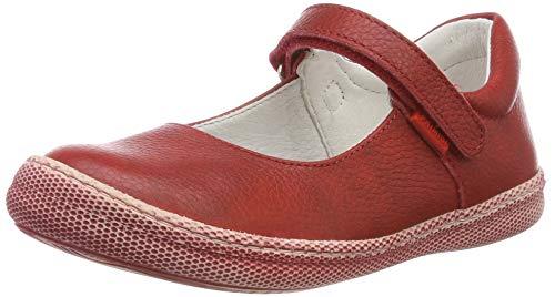 PRIMIGI Mädchen PTF 34321 Mary Jane Halbschuhe, Rot (Rosso 3432188), 35 EU (Schuhe Mary Janes Mädchen)