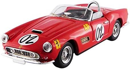 Ferrari 250 2h California, No.2, 2h 250 Relay Marlboro, 1961, voiture miniature, Miniature déjà montée, Art Model 1:43 d52691